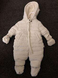 Pumpkin Patch baby ski/winter suit
