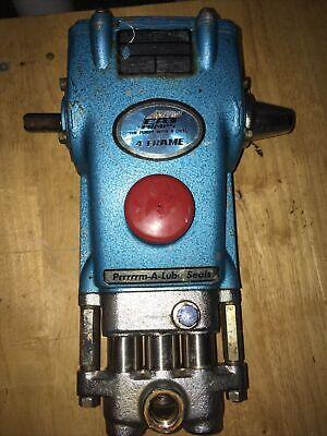 Cat Pumps Model 330 High Pressure Piston Pump 1200 Psi 4 Gpm 1070 Rpm