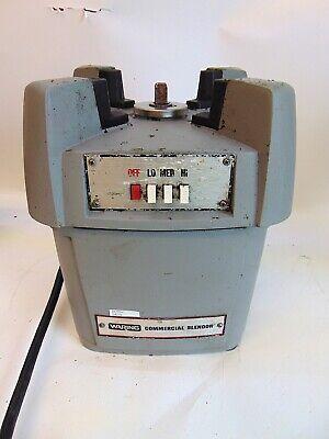 Waring Commercial Blendor Blender Cb-6 Model 34bl22 S4276