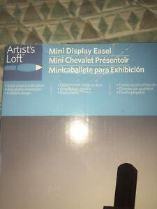 Artist's Loft- Mini display easel