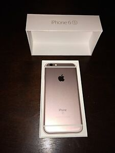 IPHONE 6s ROSE GOLD GREAT CONDITION Kitchener / Waterloo Kitchener Area image 3