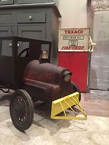 Wanted: pedal cars, tractor, wagon, tricycle, etc London Ontario image 2