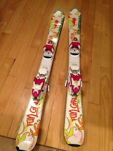 Skis et Bottes a fille - Girls skis & Boots