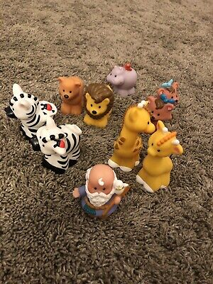 fisher price little people noahs ark Animals And Noah