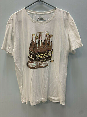 Coca-Cola MF T Shirt XL