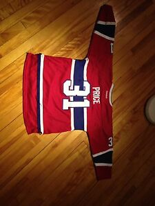 Carey Price Jersey youth XL