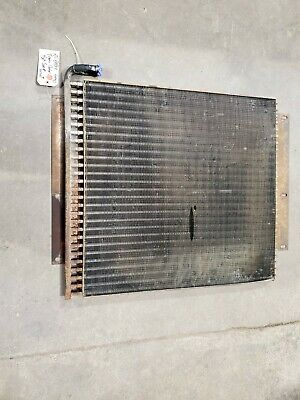 Used John Deere At81814 Trans Oil Cooler 444d 544d 644d Wheel Loader