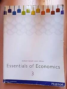 Essentials of Economics 3 Burwood Burwood Area Preview