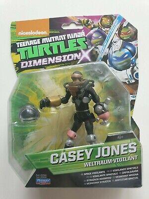 Mutant Ninja Turtles Dimension X Casey Jones Vigilant (Casey Jones Teenage Mutant)