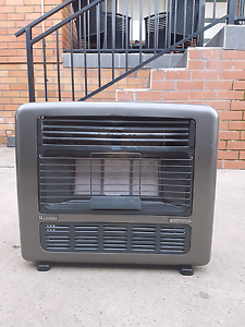 Gas heater rinnai near new Sydney City Inner Sydney Preview