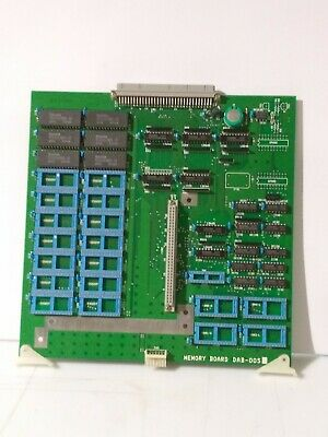 Barudan Memory Board For Benyme-znzq Models Part Number Eby01240-5430