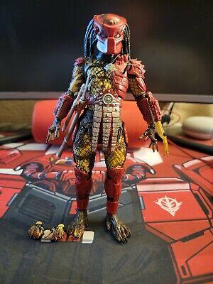Big Red Predator NECA Figure - Loose