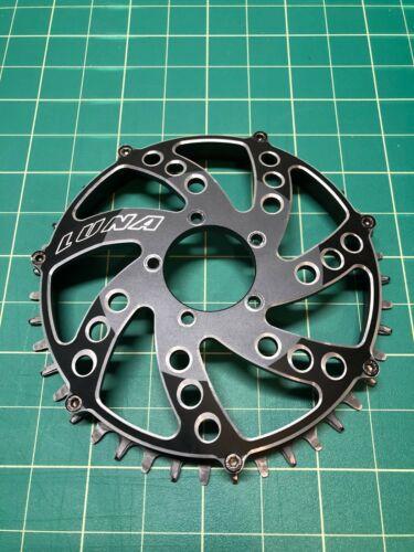Luna BBSHD Chainrings (used): 30T, 40T, 42T, 52T