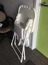Fold away high chair Benowa Gold Coast City Preview