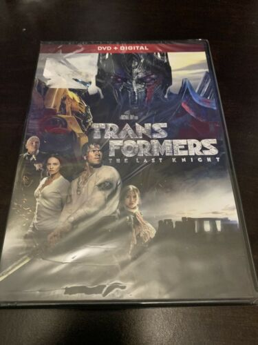 Brand New Transformers The Last Knight Dvd digital Widescreen - $9.99