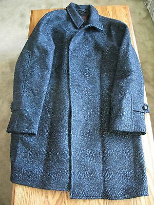 MP di Massimo Piombo jacket coat fleece wool alpaca mohair NWT 56 italy Kiton
