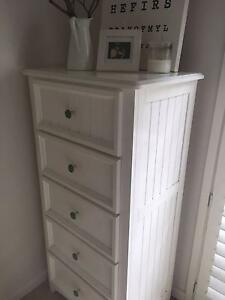 Chest of Drawers (5) North Narrabeen Pittwater Area Preview