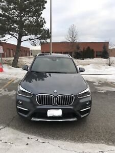 Selling 2017 BMW X1 with only 22k km on it