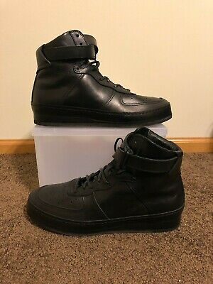 Hender Scheme MIP-01 Air Force One Black Size 11 New with Defect