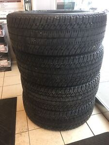 Brand new LT275/65R20 Michelin LTX AT2 only $1000