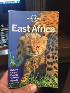 Lonely Planet's guide to East Africa