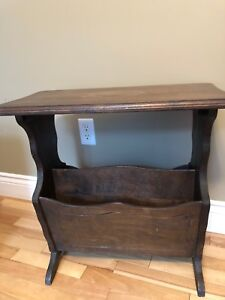 Small side table GREAT up cycling or refinishing project