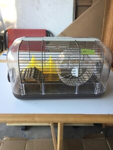 Hamster cage.    15.00