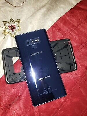 Samsung Galaxy Note9 SM-N960 - 128GB - Ocean Blue (Sprint) (Dual SIM)