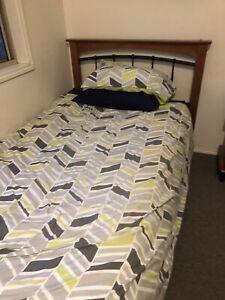 King Single bedroom suite -