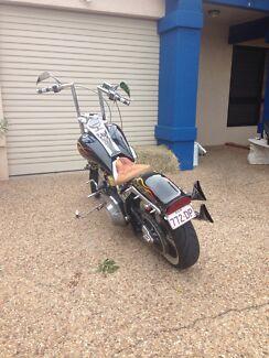 FXST Harley Davidson Softail Kirwan Townsville Surrounds Preview