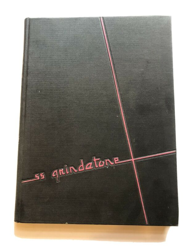 Baldwin Wallace College 1955 Yearbook Berea, Ohio