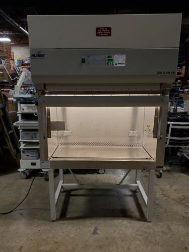 Nuaire NU-440-400 Type A/B3 Biological Safety Cabinet-Fume Hood