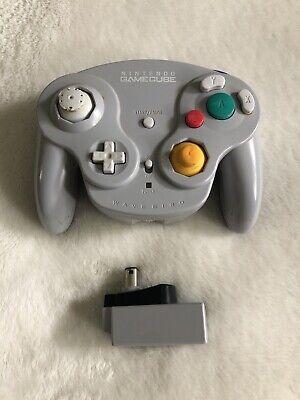 Nintendo Gamecube Wavebird Wireless Controller Receiver Dongle Nintendo Wavebird Gamecube Controller