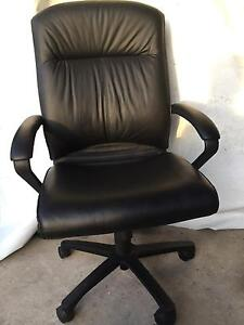 Executive leather office chair Turrella Rockdale Area Preview