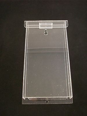Outdoor Brochure Holder Trifold Flyer Box Real Estate Clear Azm Display Made Usa