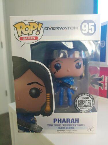 Funko POP! Games Pharah Overwatch Blizzard Exclusive #95 Vin
