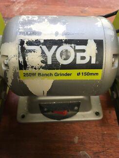 Ryobi 250W Bench Grinder
