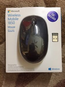 Microsoft wireless mobile mouse brand new