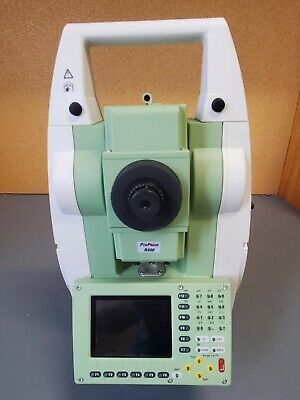 Leica Tcr1203 R400 Survey Total Station With Hard Case