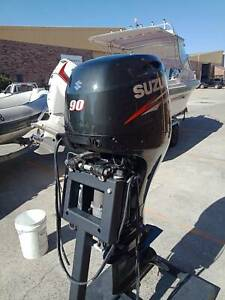 2015 90HP SUZUKI OUTBOARD   Boat Accessories & Parts   Gumtree