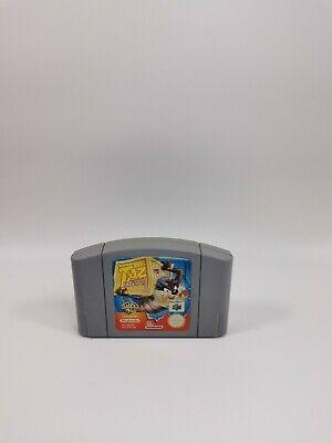 Taz Express Original Nintendo 64 N64 Spiel Modul PAL