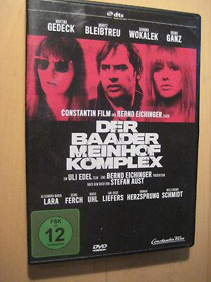 Der Baader Meinhof Komplex (2009) DVD mit Moritz Bleibtreu - Bernd Eichinger Top gebraucht kaufen  München