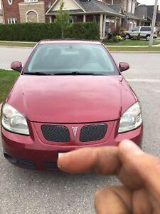 Pontiac G5 safetied
