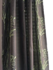 Set of 2 curtains