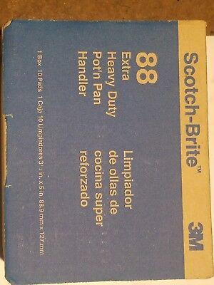 Extra Heavy Duty Pot - Scotch-Brite No. 88 Extra Heavy Duty Pot'n Pan Handler 3.5 x 5