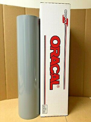 Oracal 651 1 Roll 24 X 50yd 150ft Telegrey 076 Sign Vinyl
