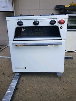 Vintage Caravan Oven, Grill and Hot plate.  Gas