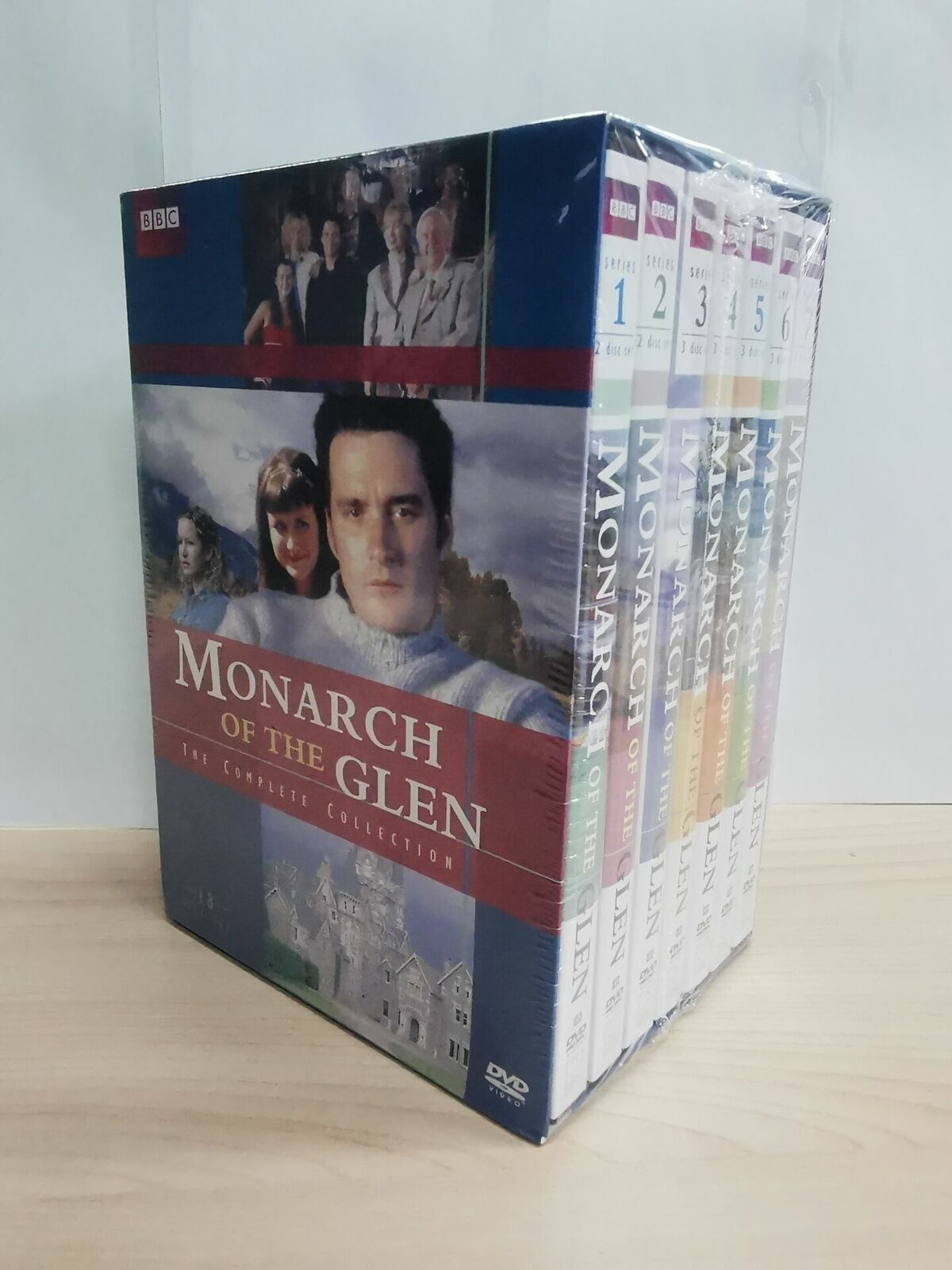 Monarch Of The Glen The Complete Collection DVD, 2010, 18-Disc Set  - $42.81