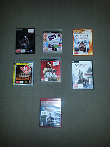PS 3 And PC Games (Various) Parkwood Canning Area Preview