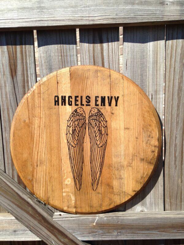 Angels Envy Bourbon Whiskey Barrel Top